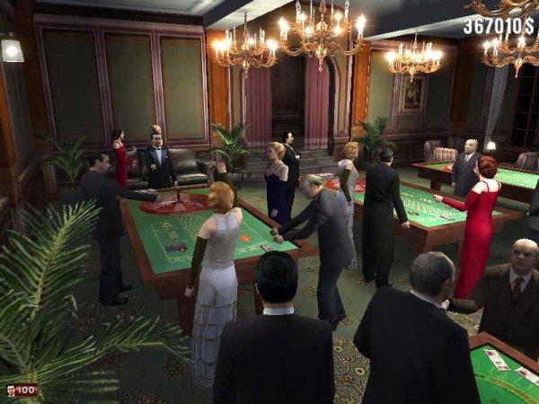 serie sur les casino et la mafia